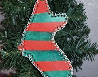 Corgi Christmas ornament! Welsh Corgi, corgi Christmas, Christmas corgi, corgi corgi ornament, ornament, dog ornament