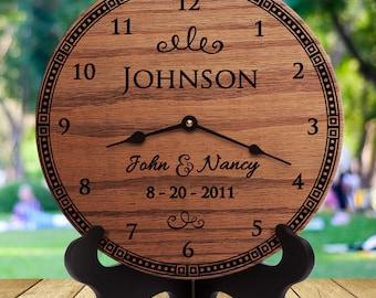 5 Year Anniversary Gifts - 5 Year Anniversary Gift Ideas - 5 Year Anniversary Gifts Special - Custom Engraved - Fancy Bouquet