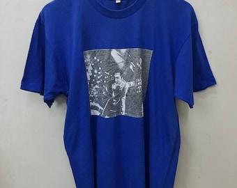 Vintage Band The Blue Hearts Japanese Punk Rock Band T-shirt