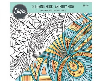 Lark Coloring Book Animal Kingdom : ANIMAL KINGDOM Adult Coloring Book from CRCraftsLLC on Etsy Studio