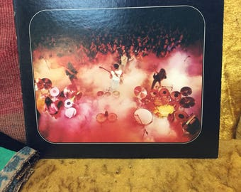 Vintage 1974 Doobie Brothers what were once vices are now habits record album LP vinyl great condition