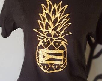 Puerto Rico Pineapple