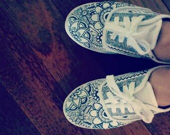 Custom Canvas Shoe