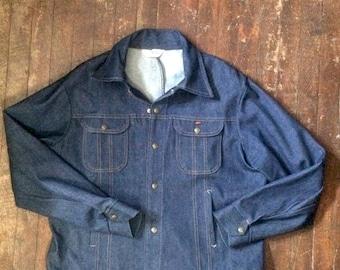 Vintage Selvedge Denim Jacket