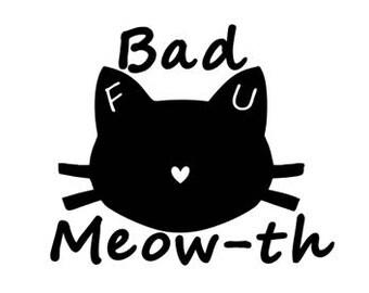 Bad Meow-th