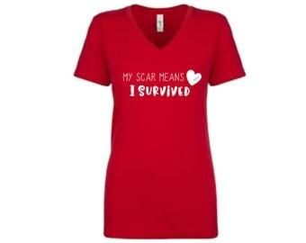 Adult CHD warrior shirt| heart warrior shirt | CHD Awareness shirt