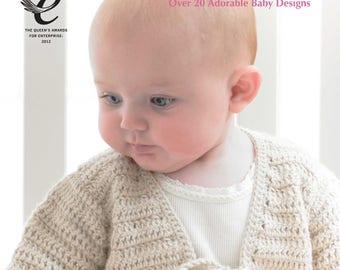 Baby Crochet Book 1