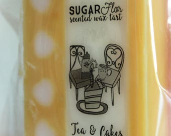 Scented wax - Tea & Cakes