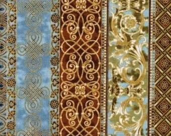 Cotton Fabric Robert Kaufman Florentine Luxury
