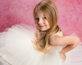 DOROTHY - flower girl dress, flower girl dress tulle, first birthday dress, tulle dress for girl, dress for girl, dress for birthday
