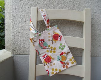 Shopping bag bag tote bag small OWL child