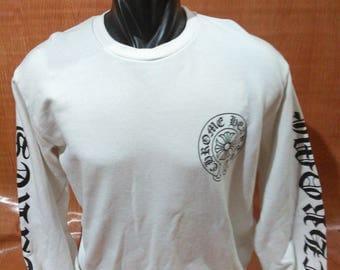 Vintage Chrome Hearts Sweatshirts Vintage Chrome Hearts Sweatshirts Made in USA