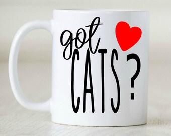 cat mug for cat lover gift for cat mom gift for cat dad gift funny cat gift for crazy cat lady gift for cat owner gift cute cat owner mug