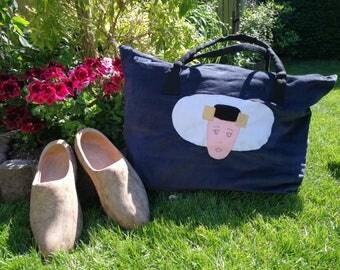 zeeuwse klederdracht bag. DUTCH! holland
