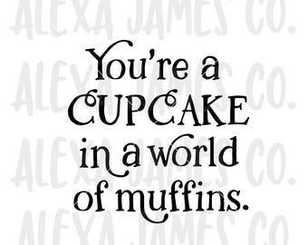 Cupcake svg, One smart cookie svg, Teacher potholder SVG, Best teacher svg, Teacher Thank You, Cricut, Silhouette, svg png pdf