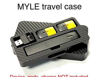 MYLE pod  travel case by JWRAPS