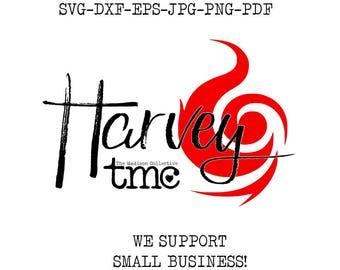 Hurricane Harvey -  Texas hurricane, hurricane SVG, png eps dxf jpeg, survive, high wind, rain, shirt decal, diy shirt, cut file for cameo