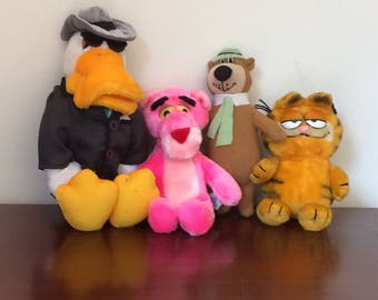 Vintage Stuffed Animals