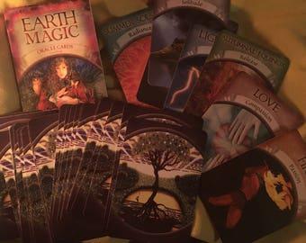 Earth Magic Oracle Reading