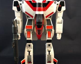 Vintage G1 Transformers Jetfire with gun