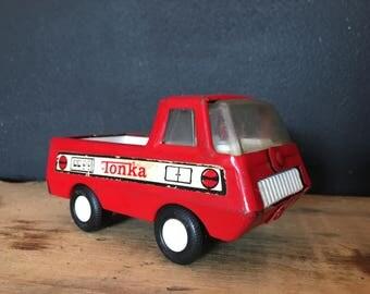 Petits camions Tonka des années 70's / 1970's Tonka trucks