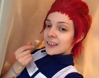 Boku no Hero Academia Kirishima Eijiro Cosplay Wig