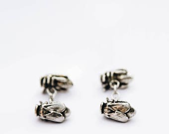 Honey Bee Mine Cufflinks