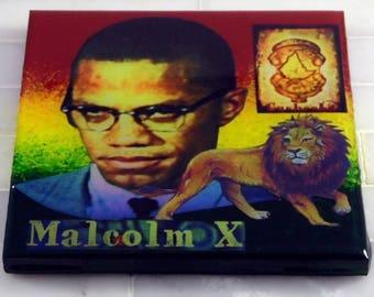 Cusheeba * Malcolm X * Coaster