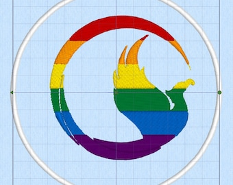 Pride Phoenix lgbtqipa lgbtq queer pride lgbt gay pride bisexual pansexual trans transgender asexual aromantic