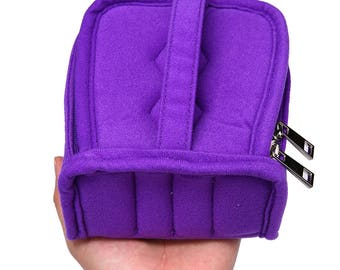 16 Holes Portable Essential Oil Organizer/Storage Carrying Case