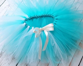 Princess Tutu, Light Blue Tutu, Layered Tutu, Blue Birthday Tutu, Blue Tutu, Blue Dance Tutu, Girls Tutu Skirt, Skirts for girls, tutu skirt