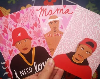 HIP-HOP Valentine 3 Pack