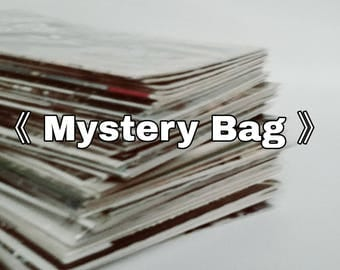 Comicbook Mystery Bag [Lot of 20 books]