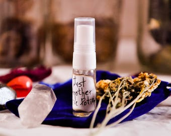 Just Another Love Potion - Natural Floral Perfume, Organic Rose scent, Aromatherapy Perfume