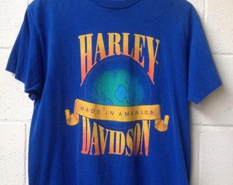 90s Harley davidson t shirt