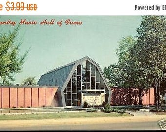 Summer Sale Country Music Hall of Fame and Museum-Nashville,TN Post Card