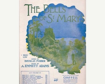The Bells of St. Mary Sheet Music
