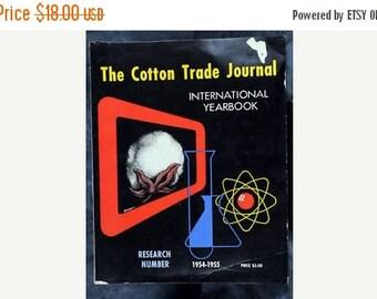 Cotton Trade Journal International Yearbook 1954-1955