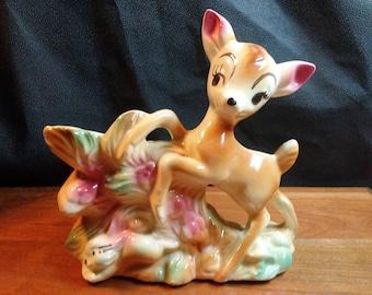 Walt Disney Bambi Planter