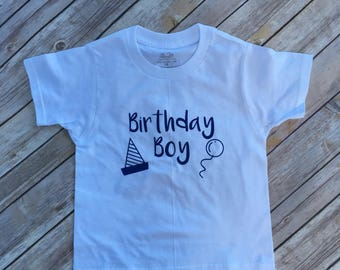 Birthday Shirt - Birthday Boy Shirt - Birthday Boy - Birthday Shirt For Kids - Birthday T-Shirt - Birthday Boy T-shirt