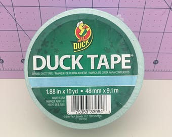 rare pastel blue duct tape