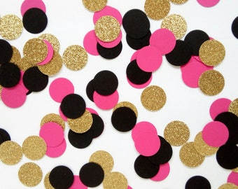 Kate Spade inspired Party Confetti - Kate Spade inspired Decorations - Kate Spade Bridal Shower Confetti  - Kate Spade Baby Shower Decor
