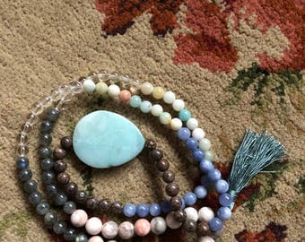 Healing and Soothing Mala