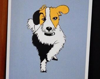 Dog Postcards (Pack of 2)