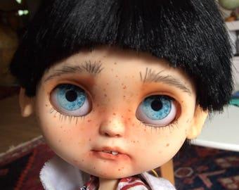 ICY custom doll