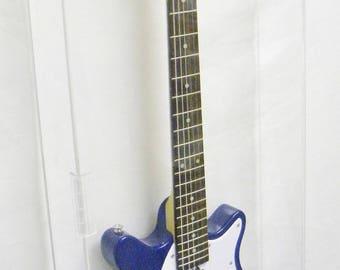 Acrylic Guitar Display Case All Acrylic Crystal Clear Guitar Electric Case