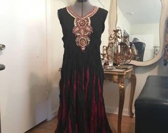 Boho magic dress