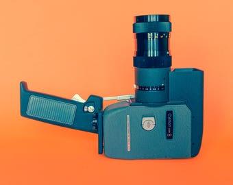 Vintage Canon Zoom 8 8MM Movie Camera e/ C-8 Trigger Grip