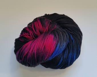 PRE ORDER Warpspeed Shelley worsted or DK weight 100% wool 100 gram skein