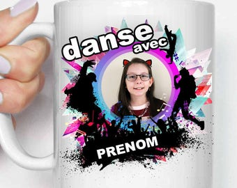 "Personalized mug ""dance with... """